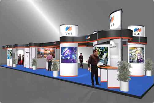 Exhibition Stand Agreement : Welcome exhibition stand design and illustration